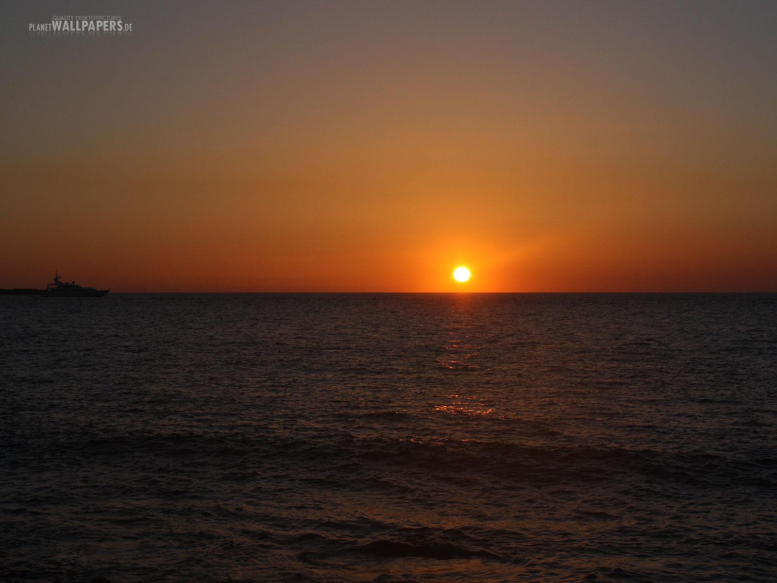 Sonnenuntergang Desktop Bilder