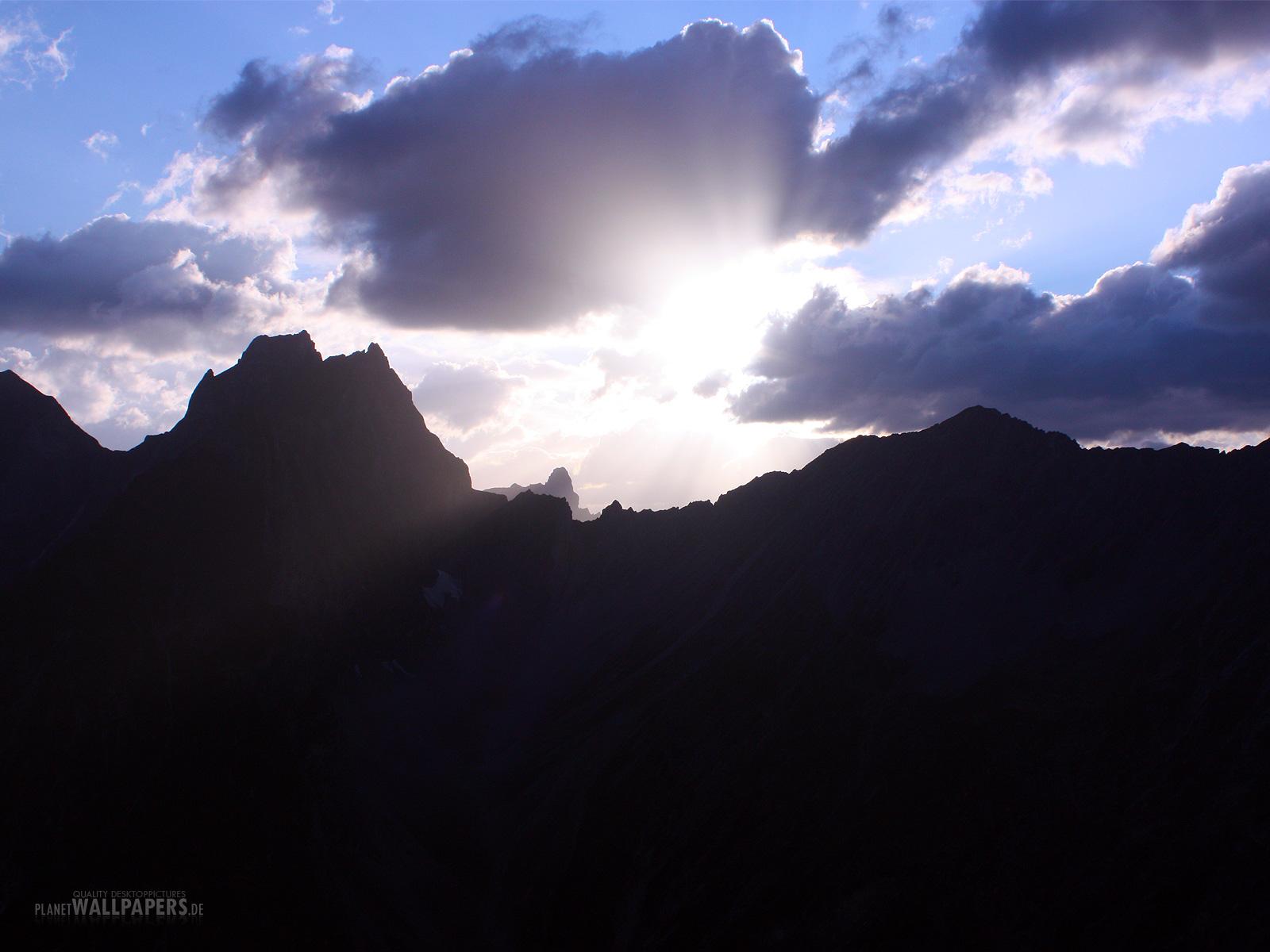 Sonnenaufgang Desktop Bilder