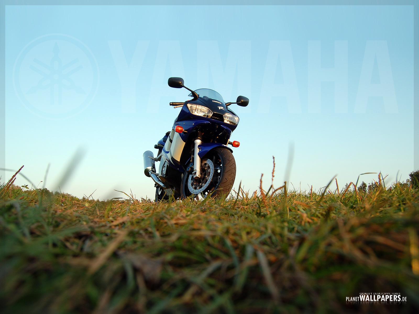 Yamaha Desktop Bilder