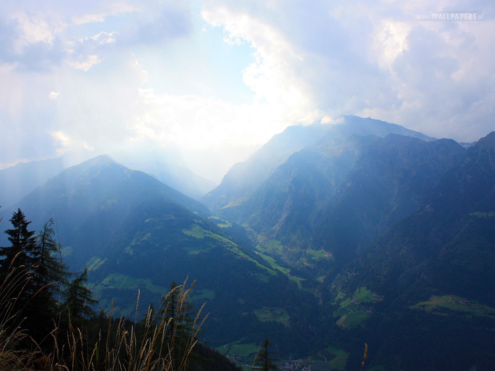 Berge Desktop Bilder