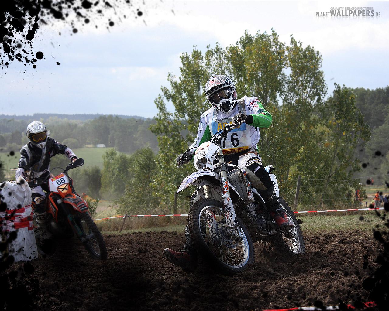 Motocross Desktop Bilder