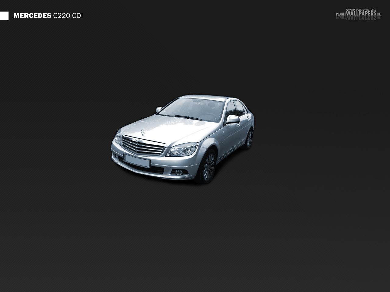 Mercedes Desktop Bilder