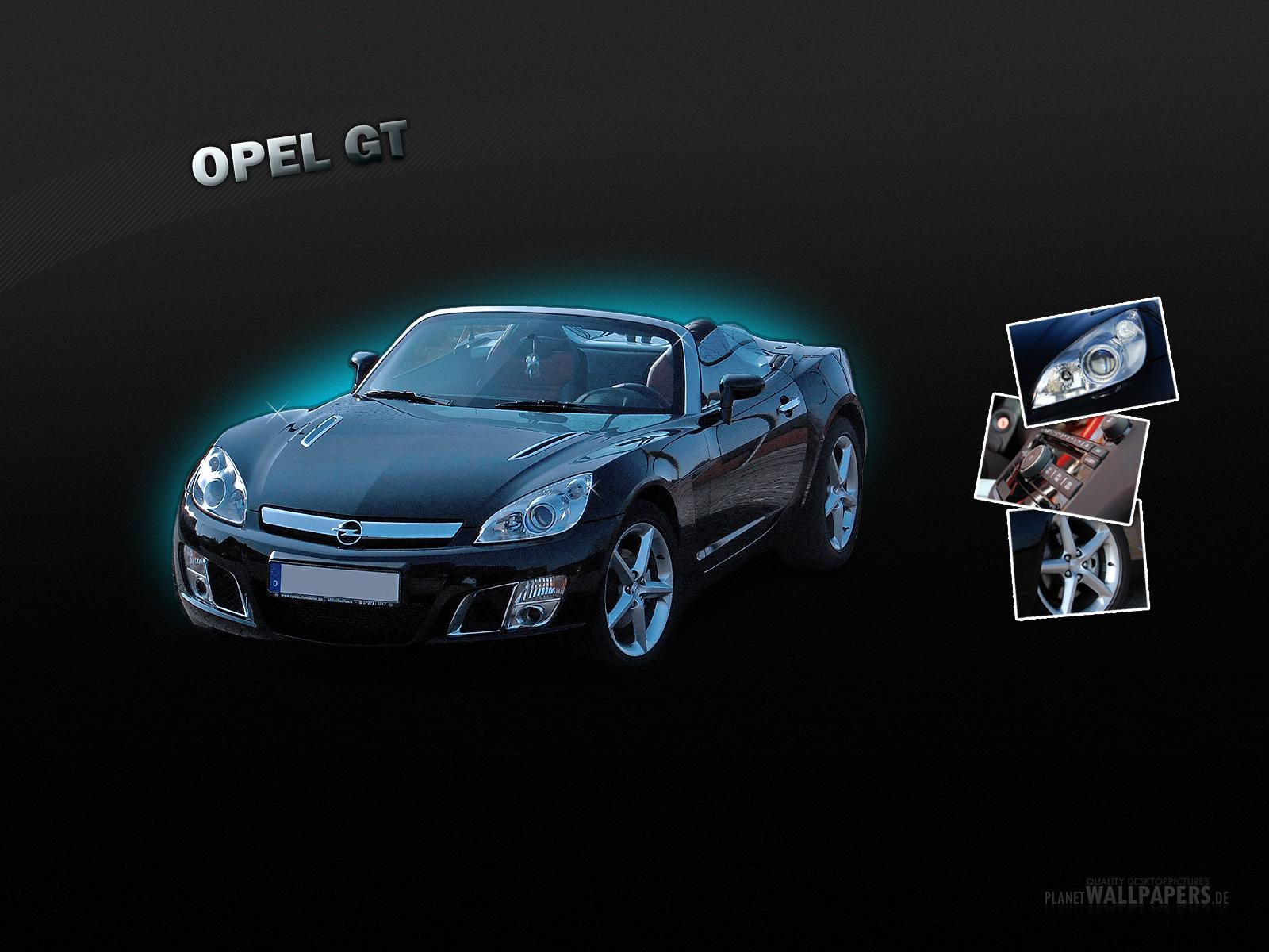 Opel Desktop Bilder